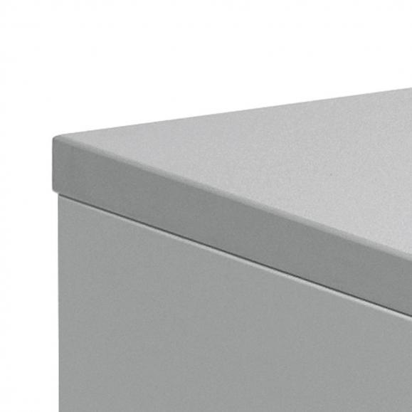 Topplatte BASE LINE - Lichtgrau Lichtgrau | 420
