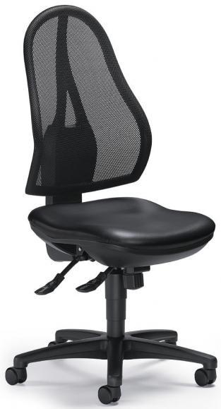 Bürodrehstuhl COMFORT NET SOFTEX ohne Armlehnen