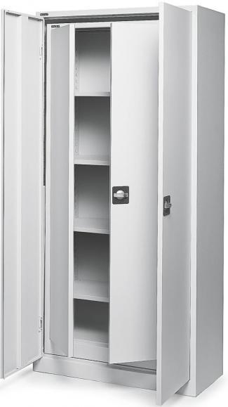 2 Material-Stahlschränke im SET - Top Angebot