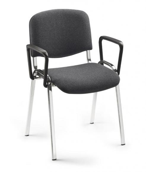 Armlehnen-Set für Besucherstühle ISO