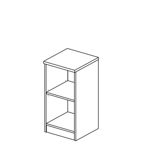 Regal MULTI MODUL Ahorndekor | 400 | 805 mm (2 OH)