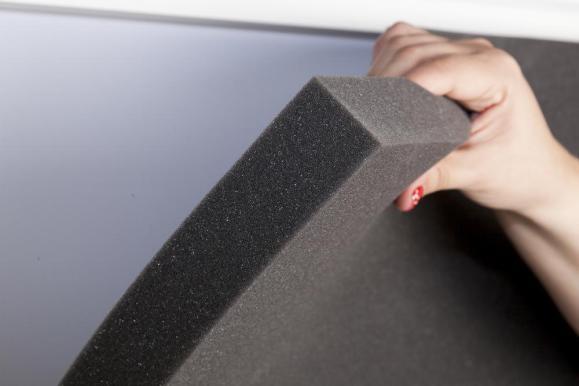 Mehrpreis Aluminiumstellwand schallabsorbieren