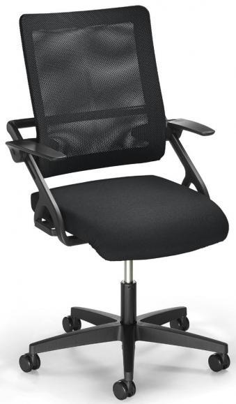 Bürodrehstuhl SITNESS 60-3D NET - bewegliche Sitzfläche