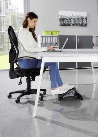 Fußstütze Business - höhenverstellbar in 4 Stufen