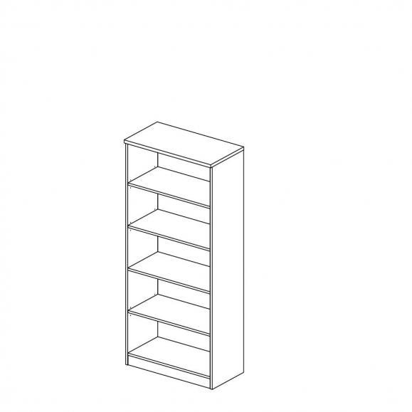 Regal MULTI MODUL Buchedekor | 800 | 1835 mm (5 OH)