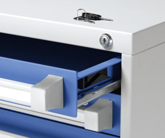 Schubladeneinteilung WS Profi System