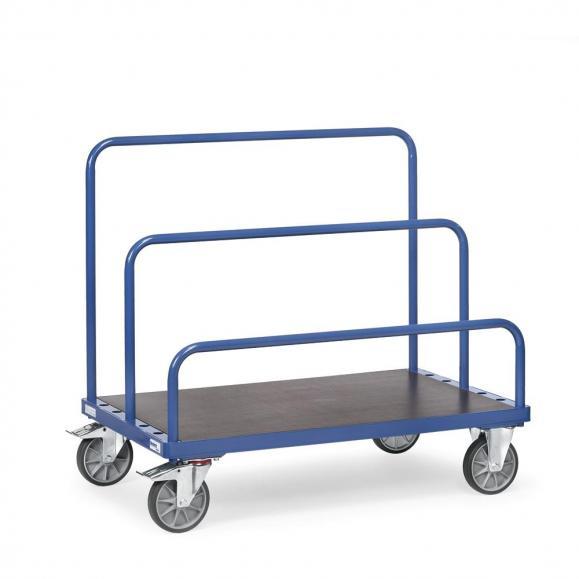 Plattenwagen bis 1200 kg, 7 Verstellmöglichkeiten