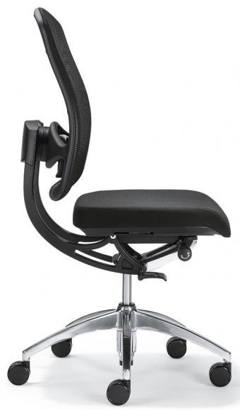 Bürodrehstuhl MATTEGO - bewegliche Rückenlehne