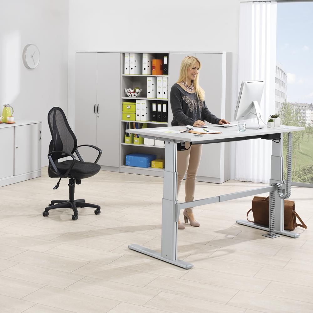 Sitz-/ Stehschreibtische Comfort MULTI MODUL | bequem online ...