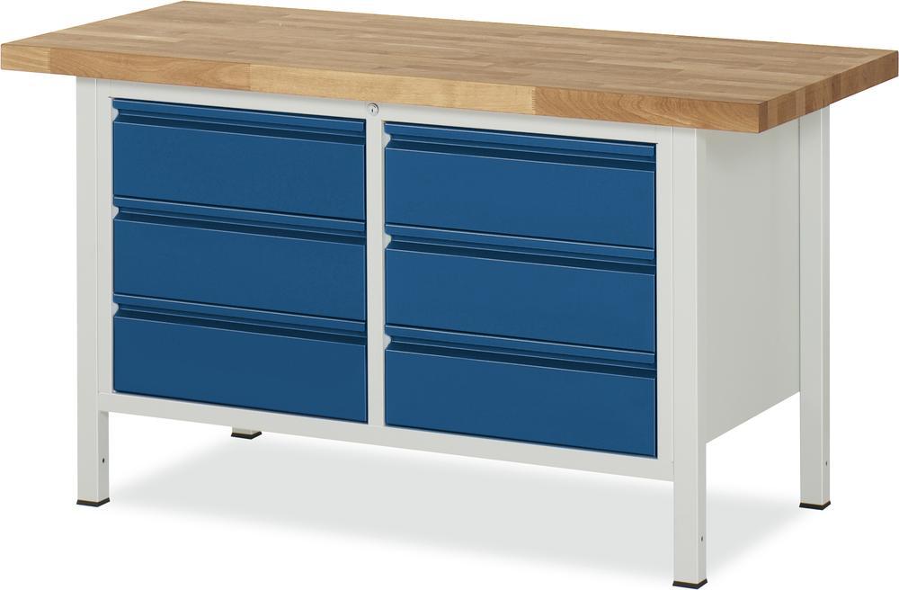 System Werkbänke mit 6 Schubladen | bequem online bestellen bei ...