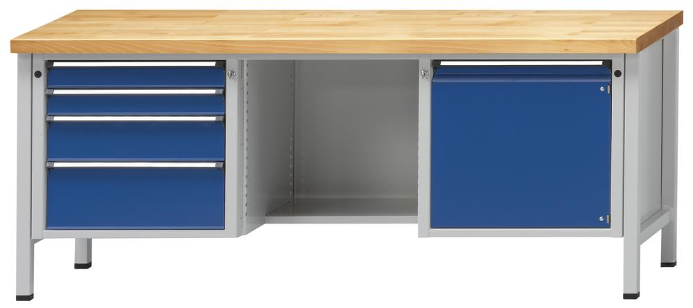 Gemütlich Werkstattschrank Schubladen Fotos - Schlafzimmer Ideen ...