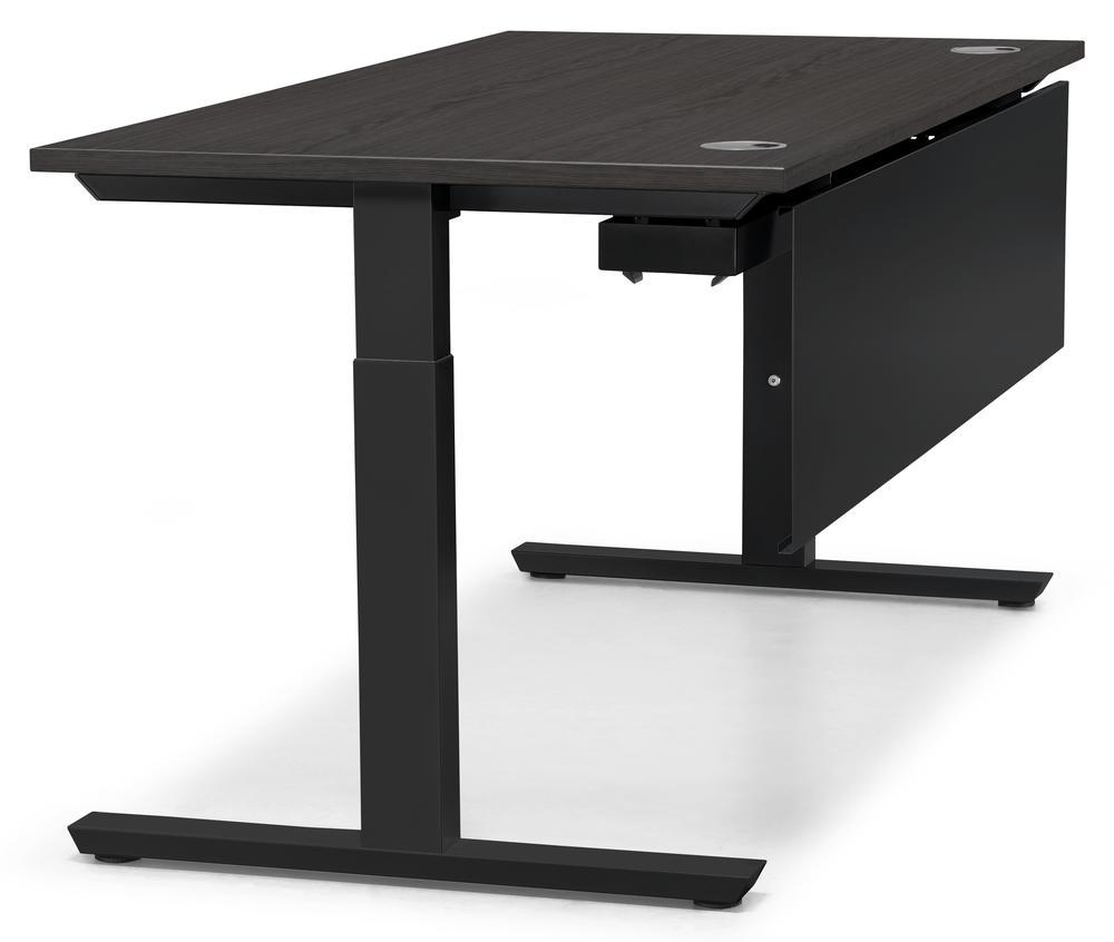 Schreibtisch Eiche Dunkel 2021