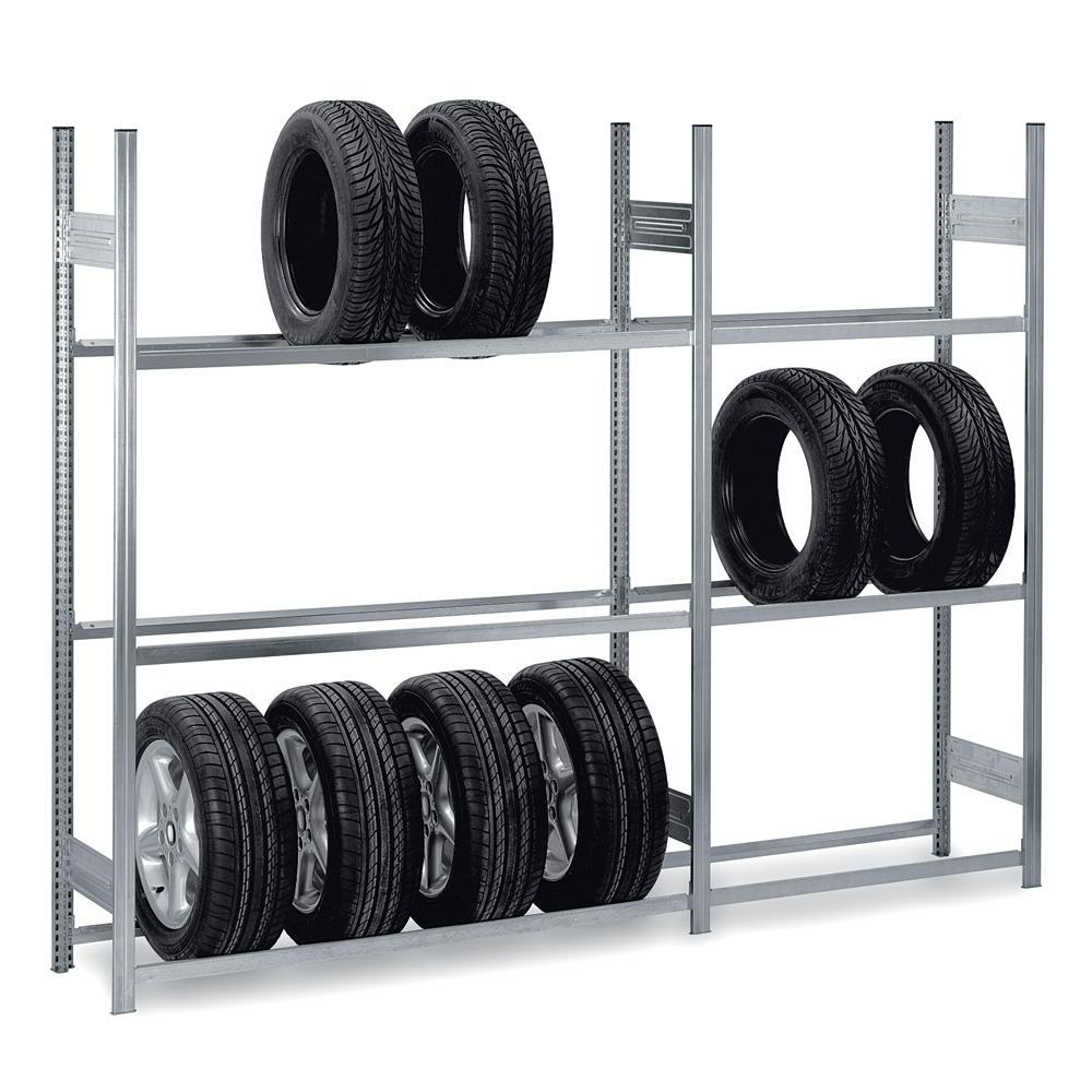 Komplett-Angebot Reifen-Steckregal - B 2570 mm | bequem online ...