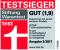 Stiftung Warentest GUT (1,9)