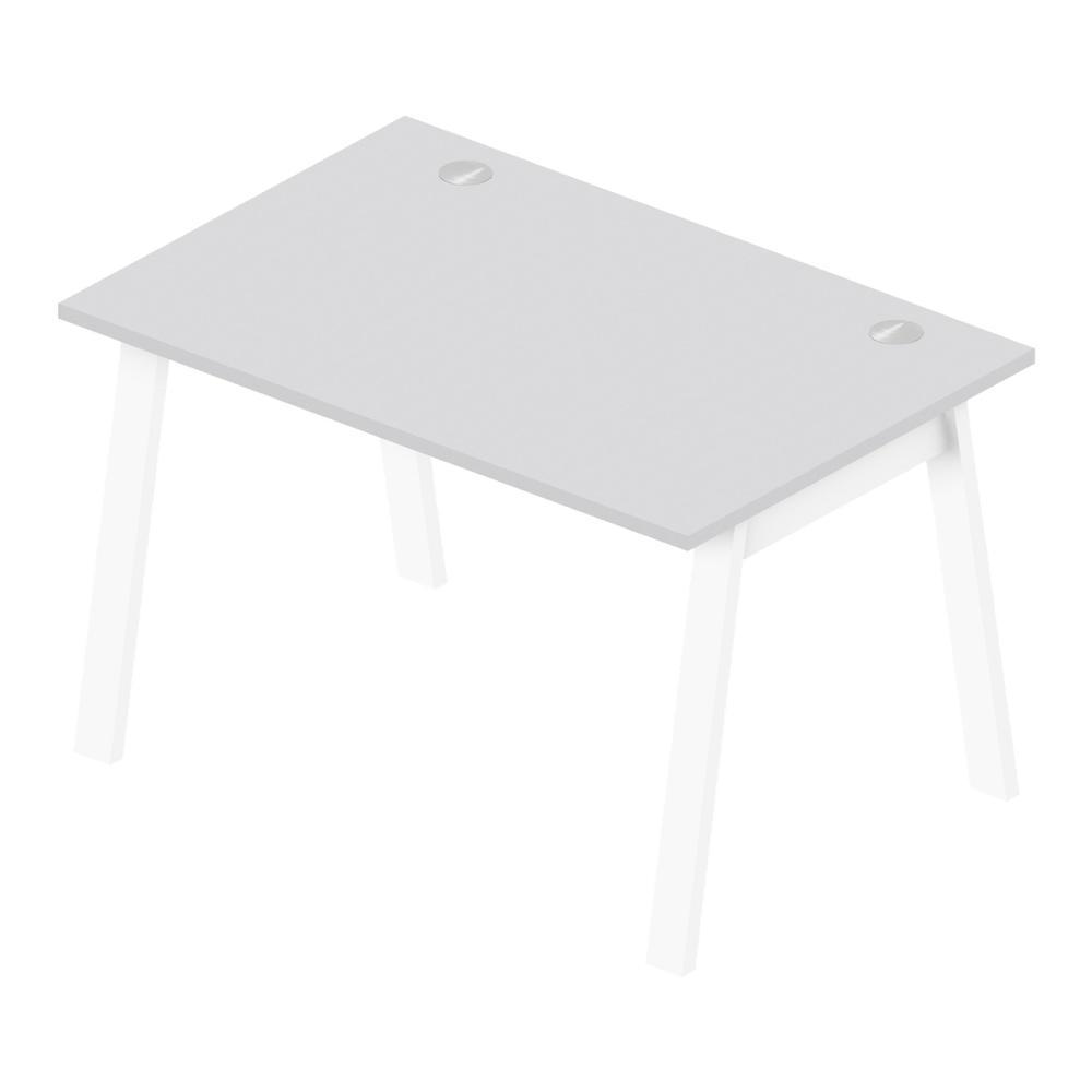 schreibtisch delta rio lichtgrau 1200 bequem online bestellen bei delta v b rom bel. Black Bedroom Furniture Sets. Home Design Ideas