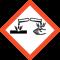 Gefahr: Ätzend