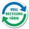 Voll recylingfähig