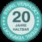 Steril verpackt - 20 Jahre haltbar