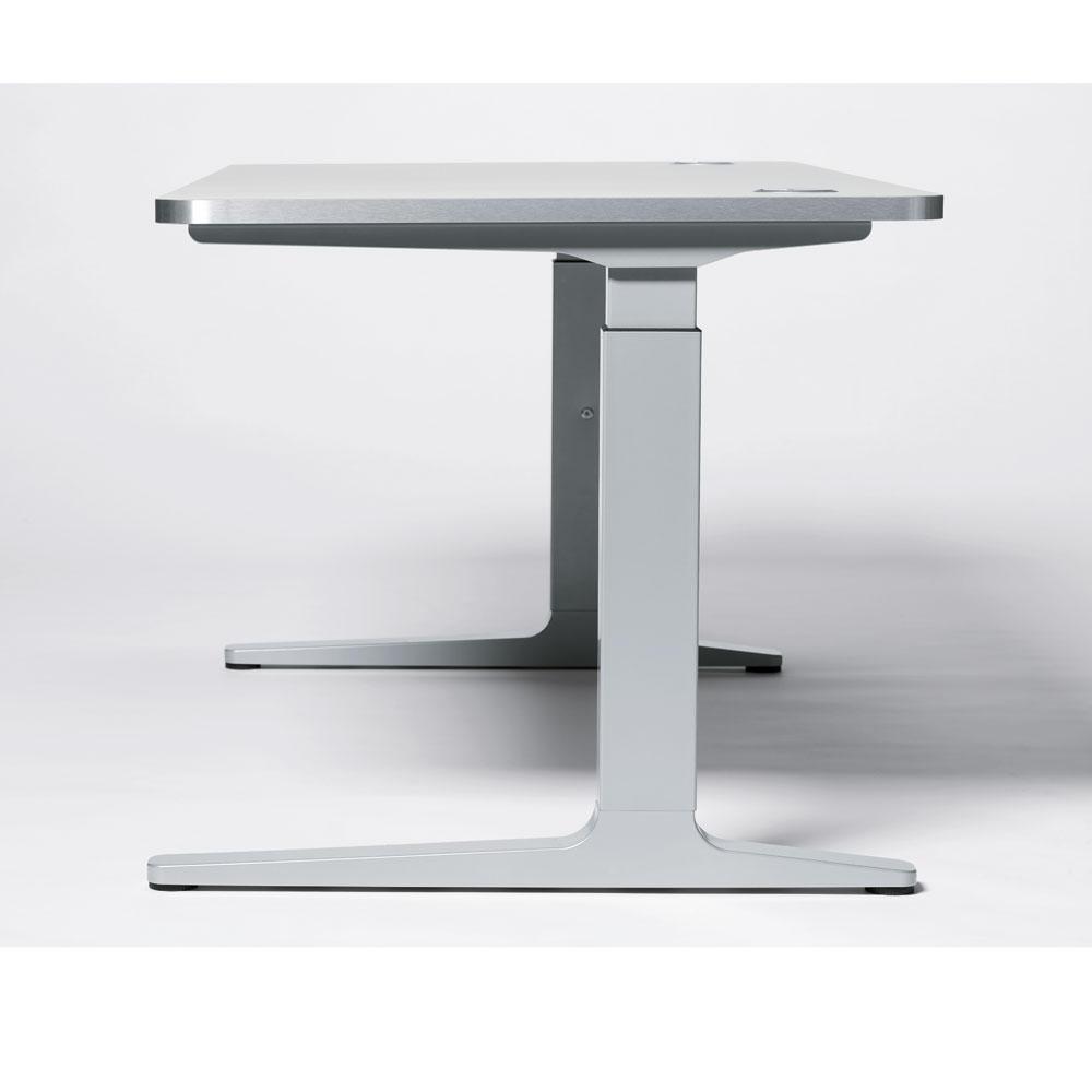 schreibtische imodul mit c fu bequem online bestellen bei delta v b rom bel. Black Bedroom Furniture Sets. Home Design Ideas