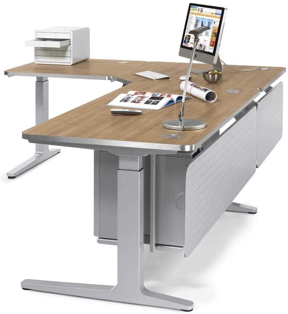 Schreibtisch selbst gestalten schreibtisch mit for Schreibtisch einfach