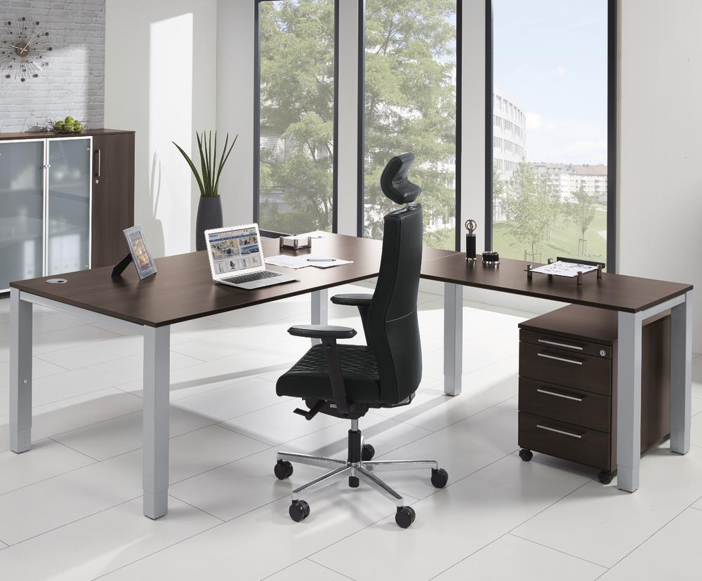 schreibtische management 2 bequem online bestellen bei delta v b rom bel b roeinrichtung. Black Bedroom Furniture Sets. Home Design Ideas