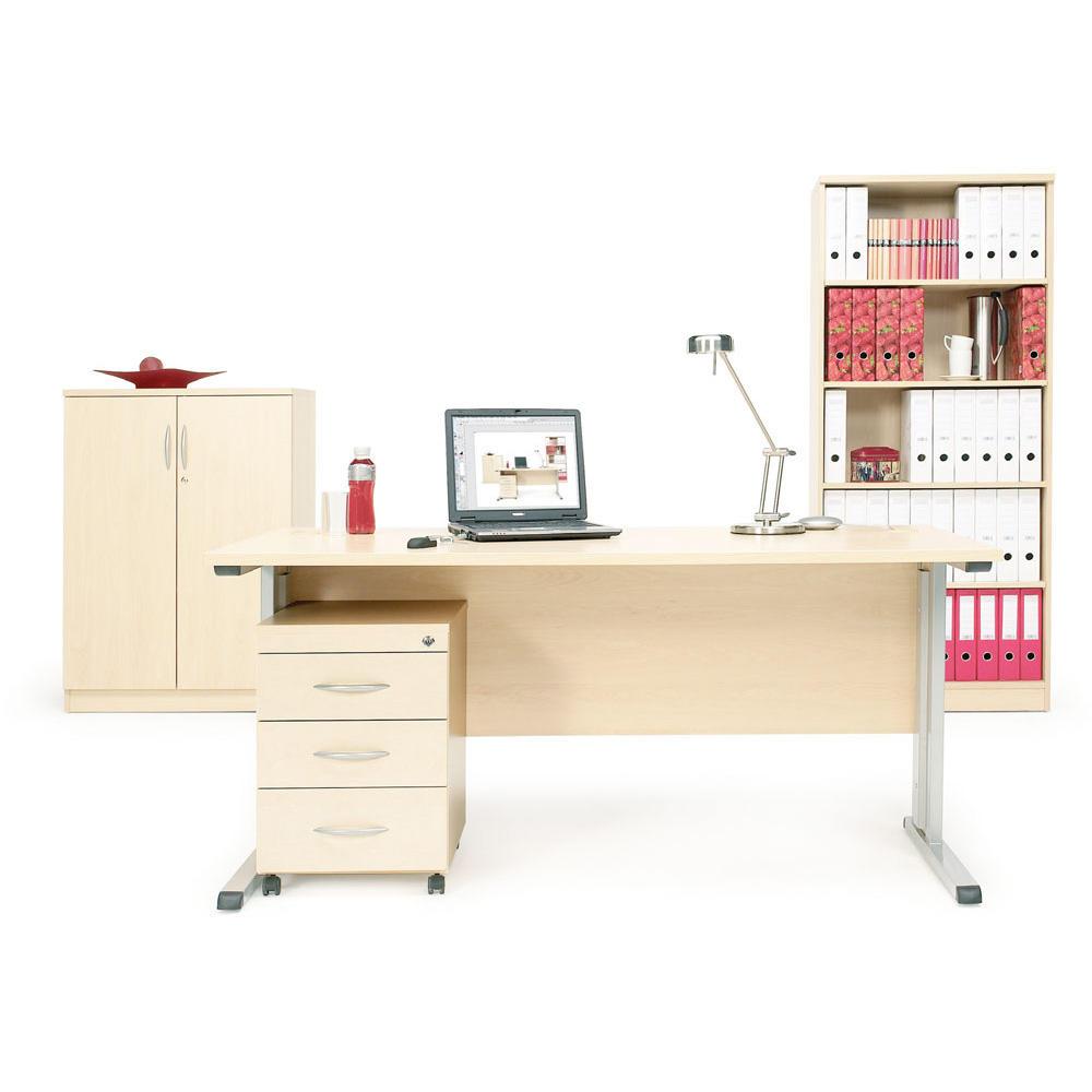 komplett b ro set 2 multi modul bequem online bestellen. Black Bedroom Furniture Sets. Home Design Ideas