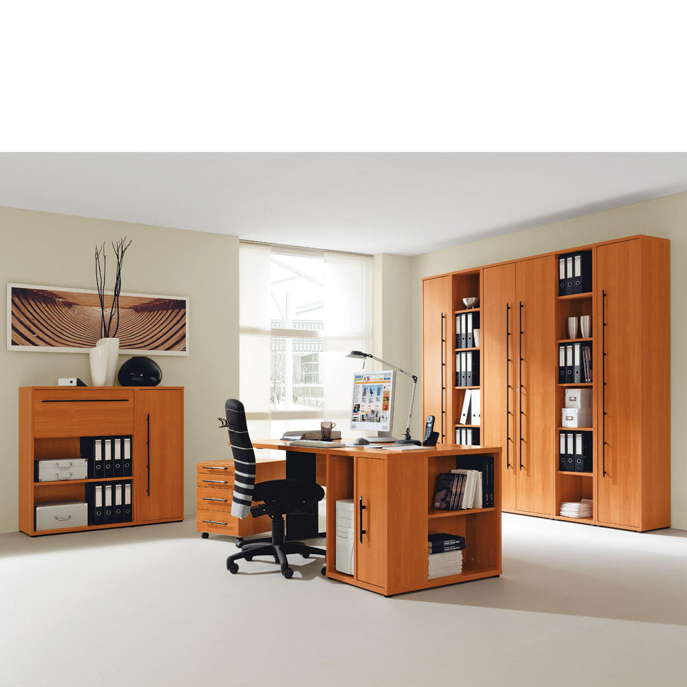 schreibtische combi bequem online bestellen bei delta v b rom bel b roeinrichtung. Black Bedroom Furniture Sets. Home Design Ideas