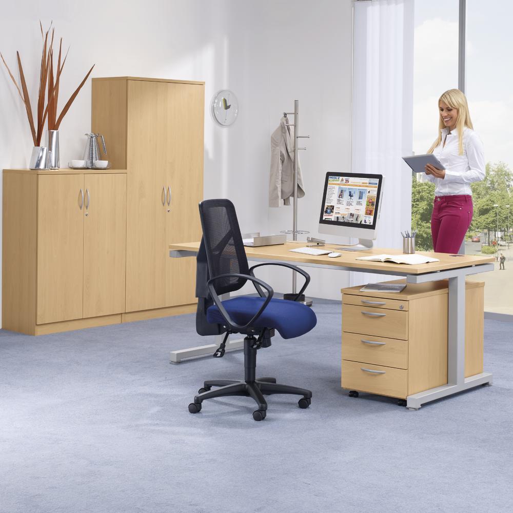 schreibtische basic 2 0 multi modul bequem online bestellen bei delta v b rom bel. Black Bedroom Furniture Sets. Home Design Ideas