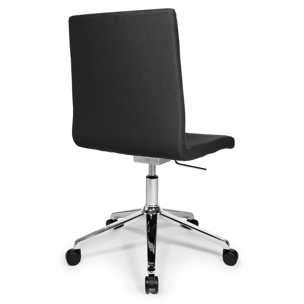 konferenzstuhl turn bezug filz bequem online bestellen bei delta v b rom bel. Black Bedroom Furniture Sets. Home Design Ideas